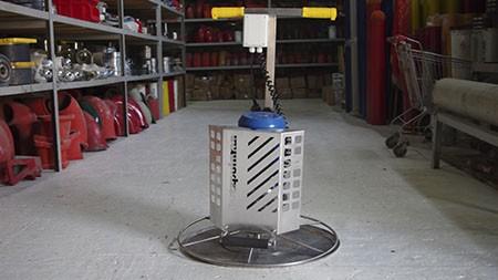 Ремонт затирочной машины по бетону